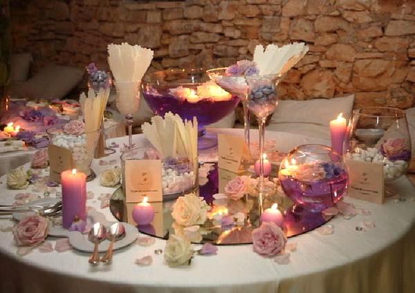 Come realizzare una stupefacente confettata - Come addobbare la casa della sposa il giorno del matrimonio ...