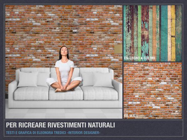 Come personalizzare in modo creativo il vostro nido d 39 amore for Carta parati economica