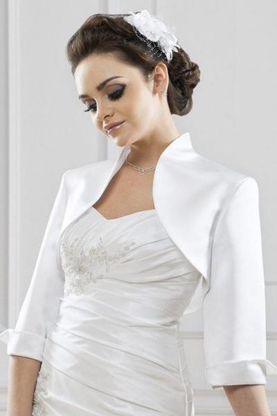 Copri spalle e Abito da sposa  tutti i segreti per un abbinamento ... ff379a26a09