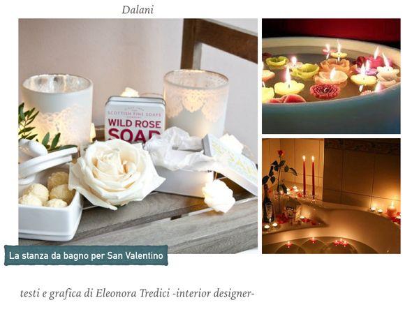 Idee per rendere romantica la vostra casa a san valentino - Idee serata romantica a casa ...