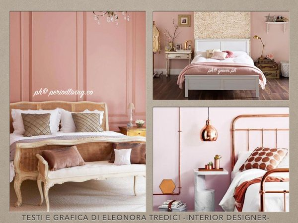 Volete una camera da letto rilassante ecco i colori da for Consigli d arredo