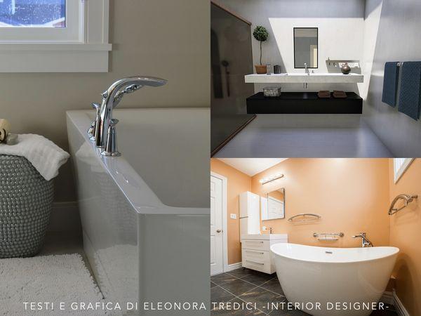 Il bagno pittura e resina al posto delle classiche piastrelle - Vernice per bagno al posto delle piastrelle ...