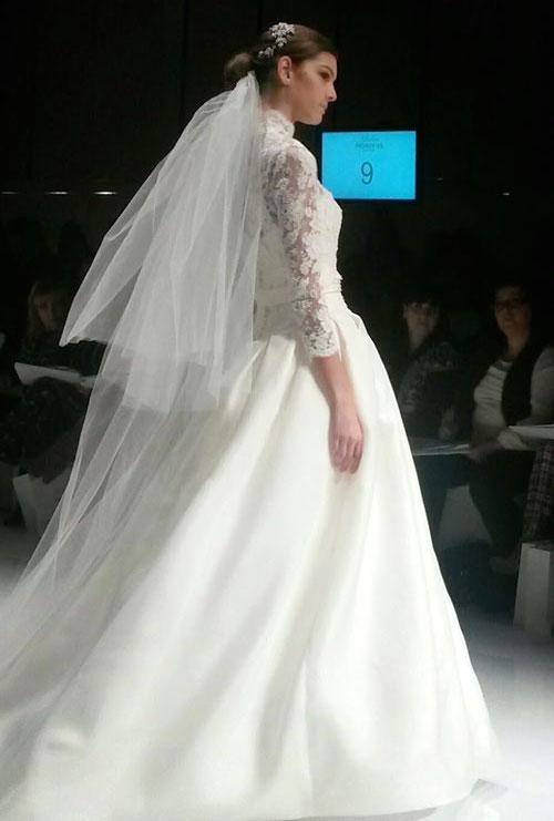 Pronovias fashion show la collezione sposa firmata pronovias - Abiti da sposa dive e dame ...