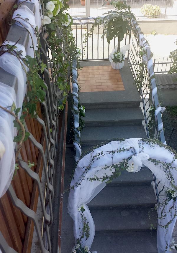 Piante e fiori per addobbare con eleganza la casa degli sposi - Addobbi matrimonio casa della sposa ...