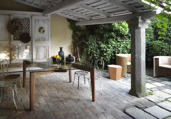 idee e consigli d 39 arredo per spazi esterni giardini On idee di arredo per patio esterno