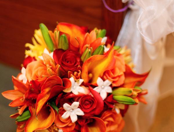 Decorazioni Matrimonio Arancione : Colori matrimonio quali saranno le tinte più trend