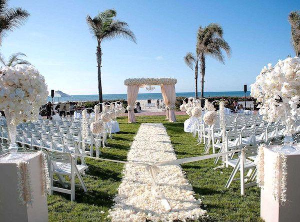 Matrimonio Civile All Aperto Toscana : Idee per un addobbo di matrimonio all aperto