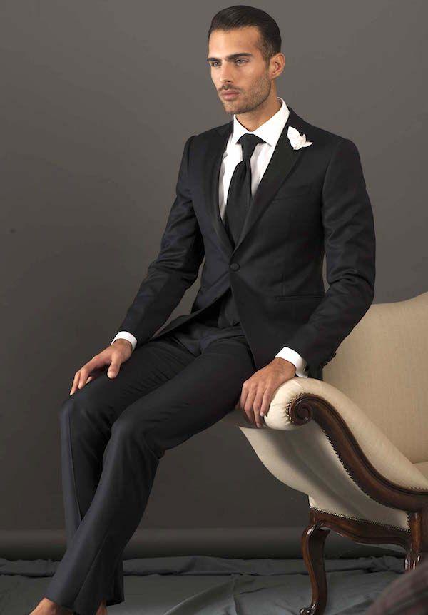 eefa357b0a9b Consigli di stile sull abito del testimone di nozze