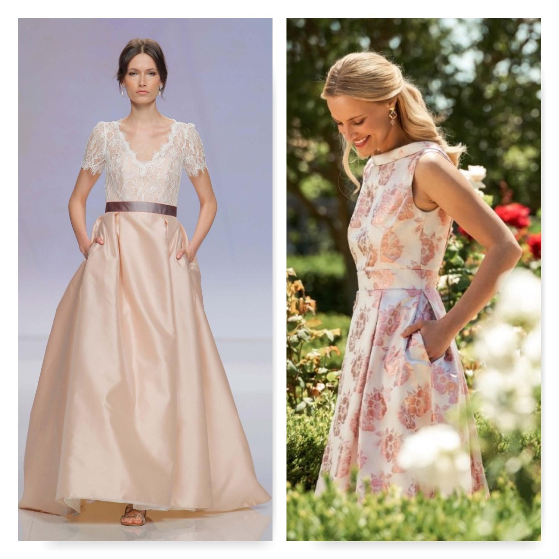 reputable site 8ce0d 6fc51 Bon Ton & Chic: l'abito da sposa Rosa spopola tra le ...