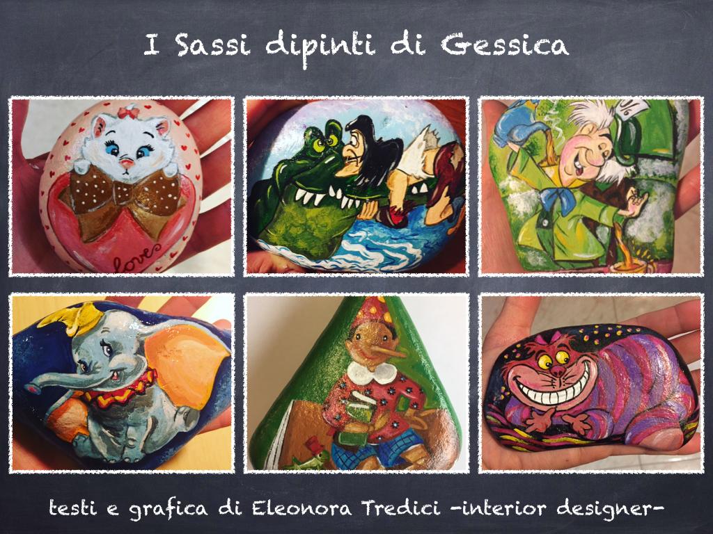Dipingere Sassi Per Natale artigianato artistico per la vostra casa e originale idea