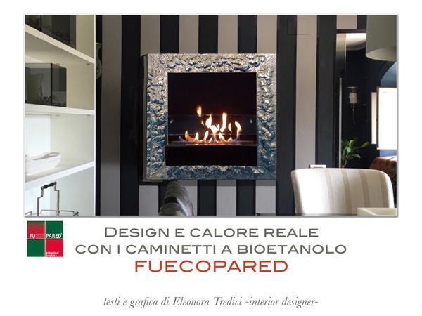 Caminetti a bioetanolo design e funzionalit per arredare e riscaldare con stile la vostra casa - Caminetti bioetanolo design ...