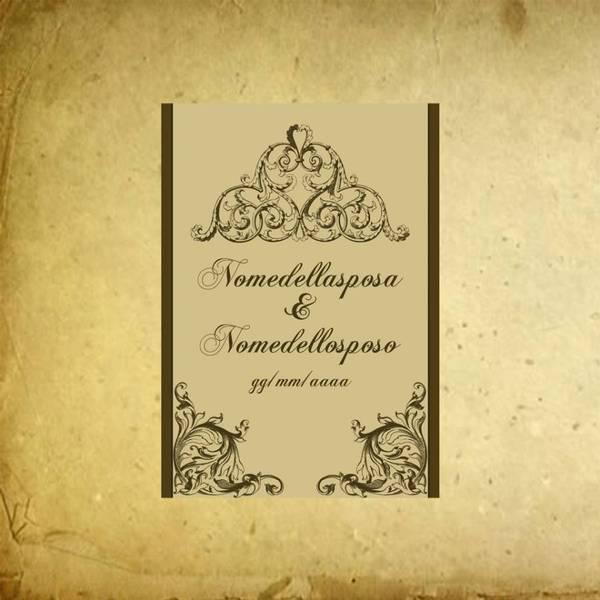 Libretto Di Matrimonio Tanti Libretti Per La Messa Da Scaricare Gratis