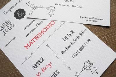 Frasi Partecipazioni Matrimonio Originali.Inviti E Partecipazioni Di Matrimonio A Chi Quando E Come Inviarle