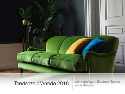 Tendenze d 39 arredo casa 2018 - Tendenze casa 2018 ...