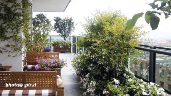 Idee per vivere al meglio giardini, terrazzi e balconi d ...