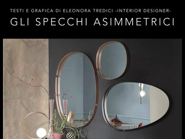 Specchi D Arredo.Creare Atmosfere D Arredo Suggestive Utilizzando Specchi