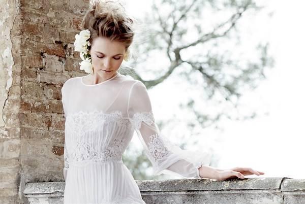 buy online d6ddb 678d6 Le Collezioni Sposa primavera-estate di Carolina Herrera e ...