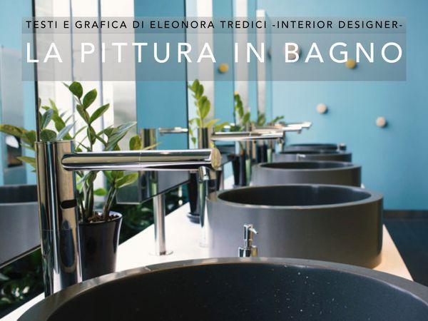 Il bagno pittura e resina al posto delle classiche piastrelle - Resina in cucina al posto delle piastrelle ...