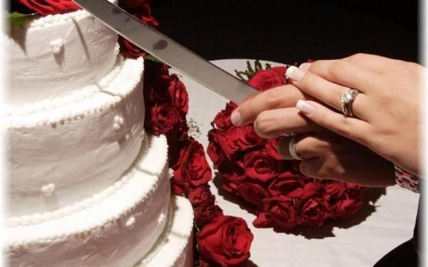 Auguri Matrimonio Cattolico : La musica durante e dopo il taglio torta nuziale