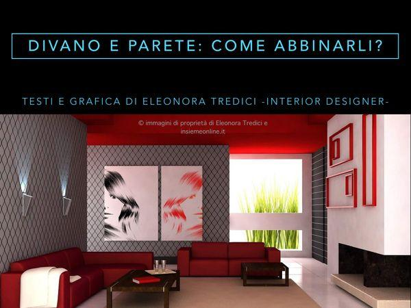 Cosa Mettere Dietro Al Divano : Idee come abbinare divano e poltrona arredaclick