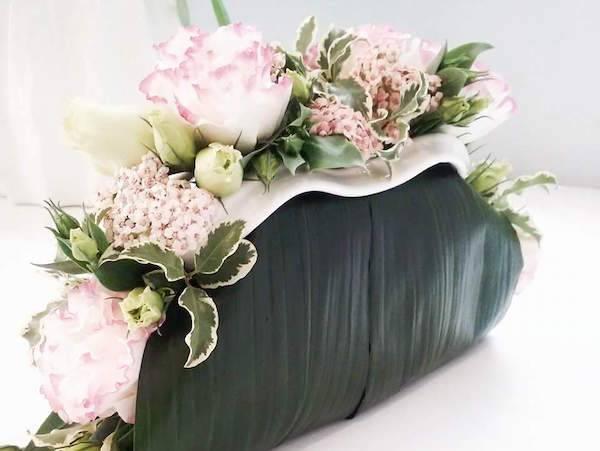 Bouquet Sposa Borsetta.Borsette Fiorite Al Vostro Matrimonio
