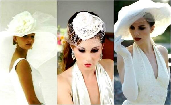 scegli genuino saldi così economico Il cappello: un accessorio che completa la mise di spose ed ...