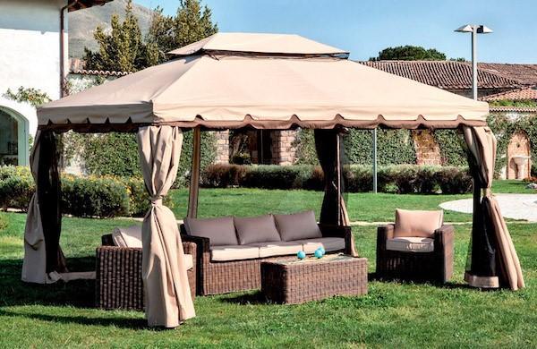 Giardino e outdoor arredi e piscine fuori terra per l 39 estate for Piscine per giardino