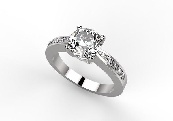 a basso prezzo ba673 64782 Anello di fidanzamento: il regalo più bello per un San ...