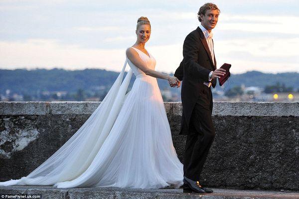 Scarpe Sposa Vip.I 4 Abiti Da Sposa Vip Piu Belli Di Sempre