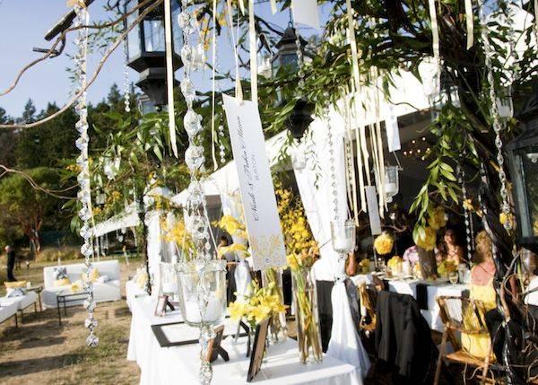 Idee per un addobbo di un matrimonio all 39 aperto for Idee di casa di piano aperto