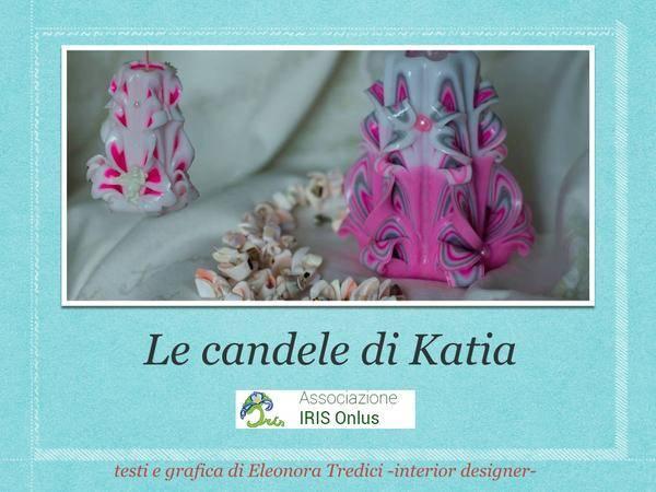 Le Candele Di Katia Belle E Solidali Perchè Fatte Con Amore
