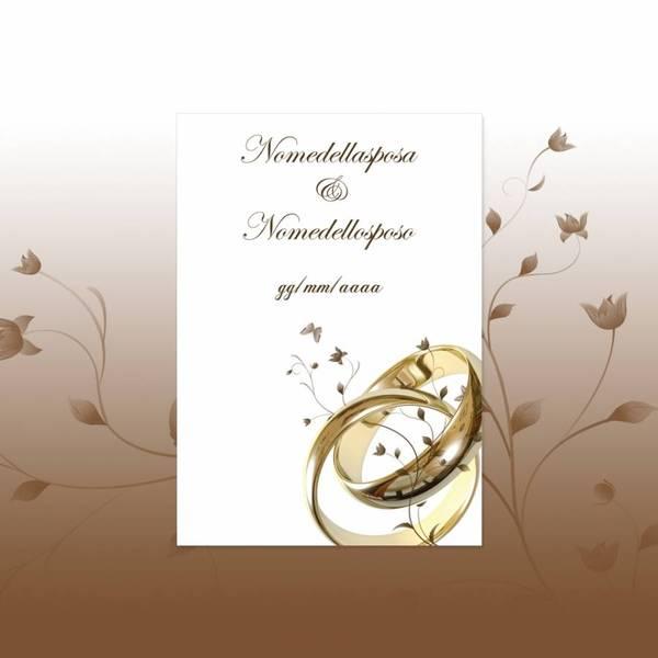 Matrimonio Rito Romano Libretto : Grande immagini per libretto matrimonio sposi oe pineglen
