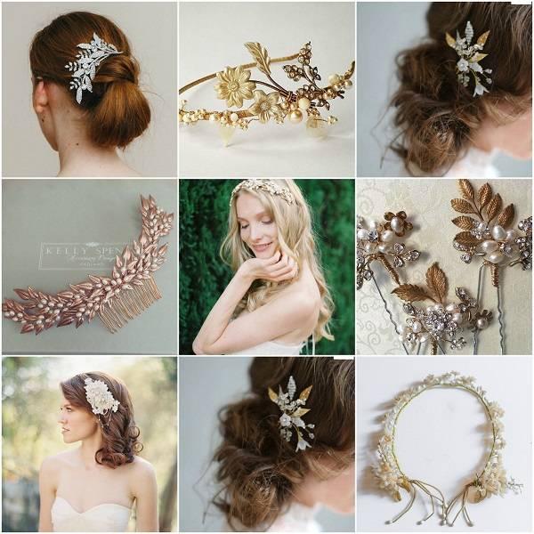 Come scegliere l accessorio perfetto per la vostra acconciatura da sposa eb064a65c7d8