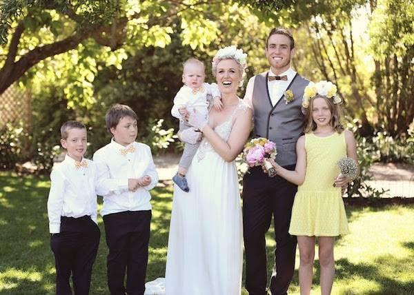 Matrimonio Con Uomo Con Figli : Come coinvolgere i figli nel matrimonio di mamma e papà