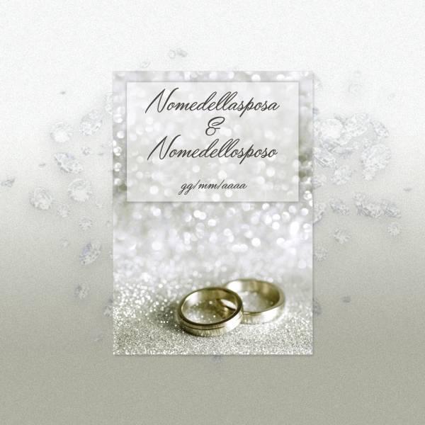Libretto Messa Matrimonio Rito Romano : Libretto stile quot elegante