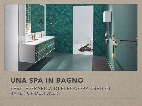 Idee d arredo per un bagno bello e rilassante come una spa
