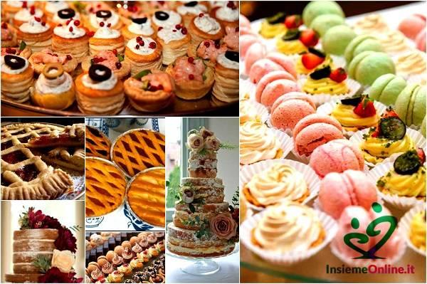 ... buffet di golosissimi dolci pronti a deliziare qualunque palato e