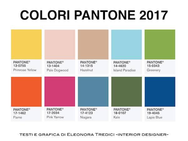 Colori pantone 2017 il colore dell 39 anno il greenery for Colori arredamento 2017